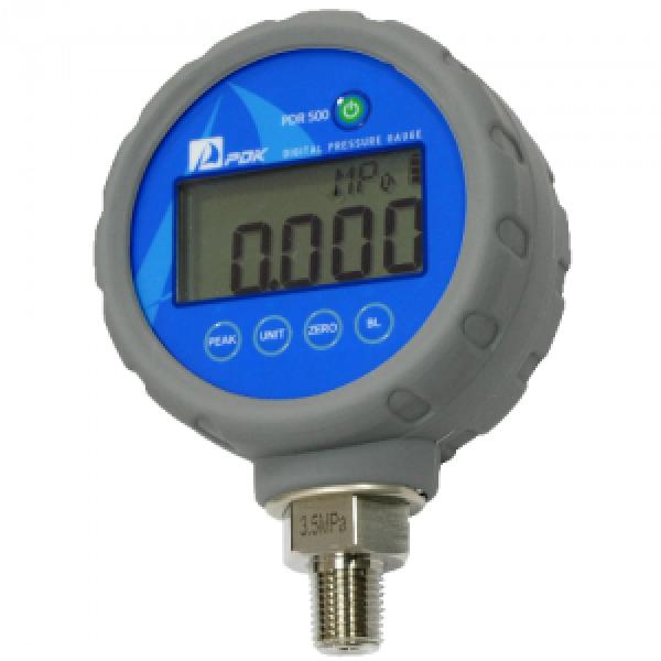 PDR500 Digital Pressure Gauge [ 0.1% ]